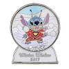 Disney Winter Pin - 2017 Winter Wishes - Stitch