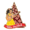 Disney Feliz Navidad Pin - Elena of Avalor