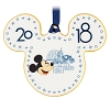 Disney Disc Ears Ornament - Disney World 2018 Logo Mickey Mouse