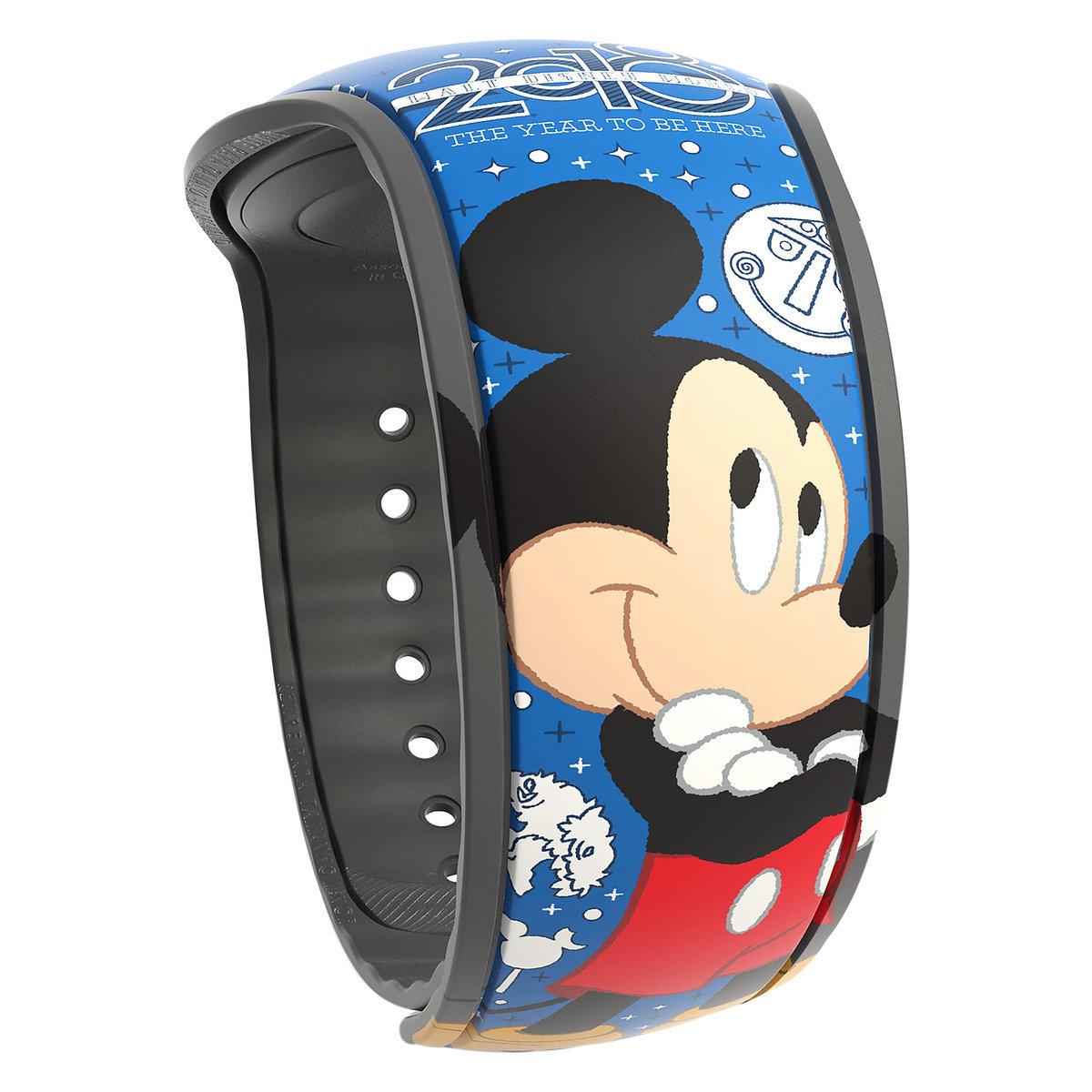 Disney Magicband 2 Bracelet 2018 Mickey Mouse Logo Wdw Store Icon Pin Circuit Board