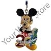Disney Figure Ornament - 2018 Logo Mickey Mouse