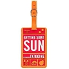 Disney Luggage Tag - Destination Tatooine - Getting Some Sun