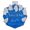Disney Snow White Pin - 80th Anniversary - Hinged Logo Pin