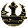 Disney Jumbo Pin - Star Wars Resistance - Rebel Alliance