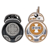 Disney 2 Pin Set - Star Wars The Last Jedi - BB-8 & BB-9E