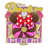 Disney Donut Shop Pin - #04 Minnie Mouse