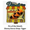 Disney Donut Shop Pin - #09 Tigger