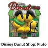 Disney Donut Shop Pin - #11 Pluto