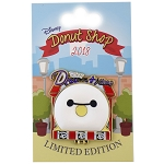 Disney Donut Shop Pin - #12 Baymax
