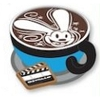 Disney Latte with Character Pin - #12 Oswald