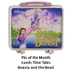 Disney Lunch Time Tales Pin - #02 Beauty and the Beast