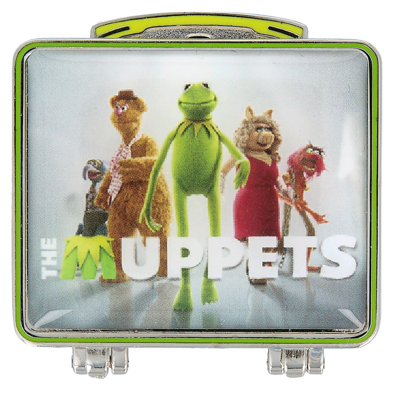 Disney Lunch Time Tales Pin - #11 Muppets