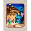 Disney Deluxe Artist Print - Ohana Happens Here by Doug Bolly