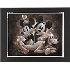 Disney Deluxe Artist Print - Homage to Yesteryear by Darren Wilson