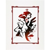 Disney Deluxe Artist Print - Alice's World by Sho Murase