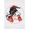 Disney Postcard - I Let Her Go by Sho Murase