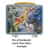 Disney Lunch Time Tales Pin - #07 Zootopia