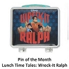 Disney Lunch Time Tales Pin - #09 Wreck-It Ralph