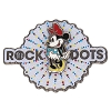 Disney Minnie Mouse Pin - Rock the Dots 2018