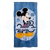 Disney Beach Towel - 2018 Walt Disney World - Mickey Mouse Logo