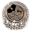 Disney PANDORA Charm - Disney World Passholder - Mickey and Castle