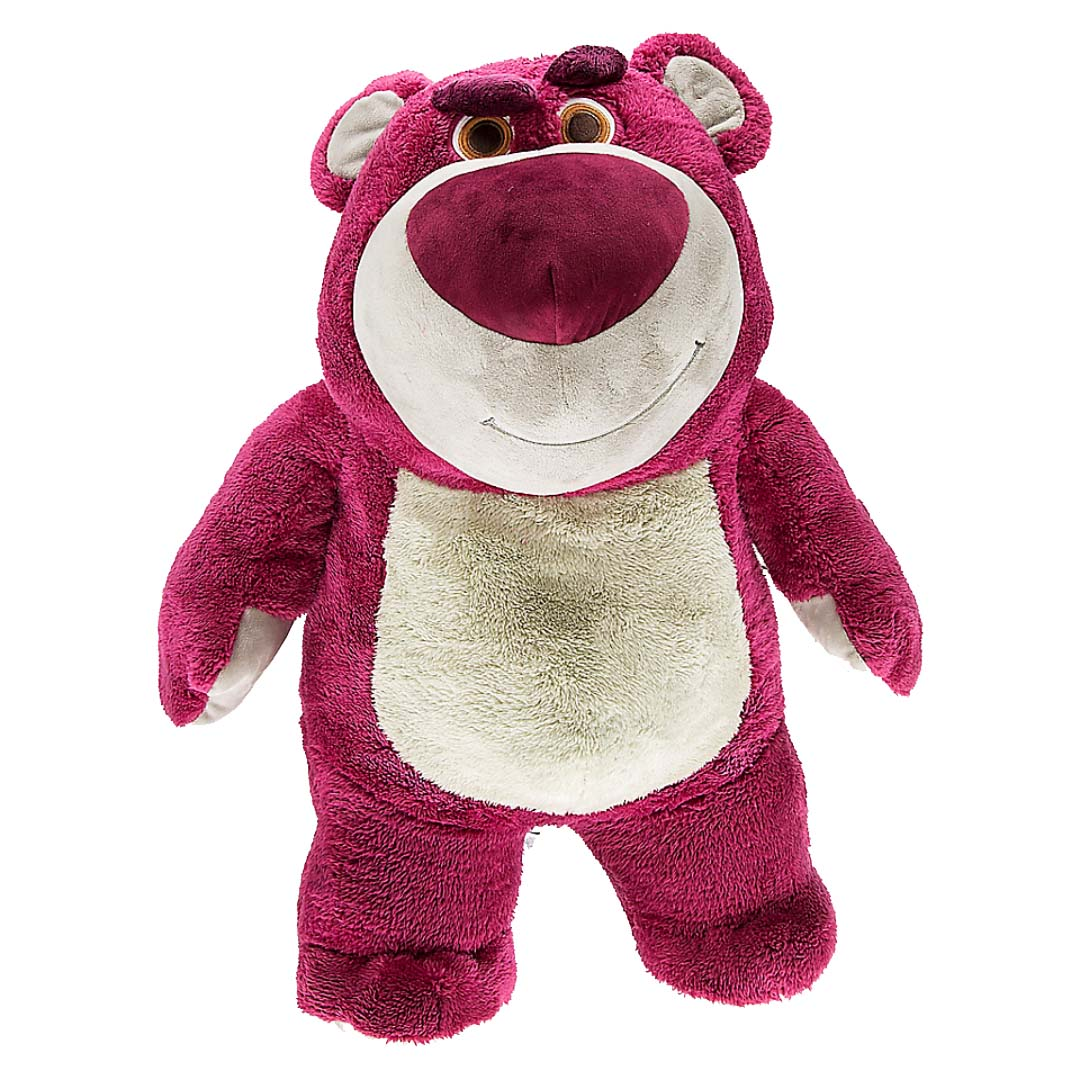 Disney Plush - Toy Story 3 - Lotso Huggin Bear Jumbo 22''