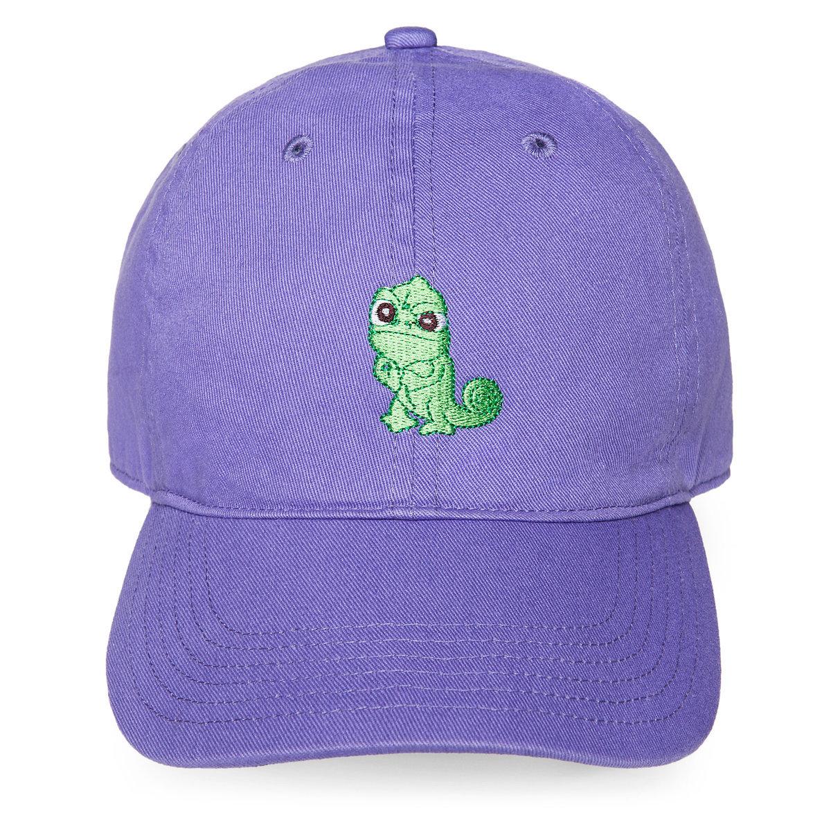 Disney Baseball Cap - Tangled Pascal - Purple 8ef26ecb832