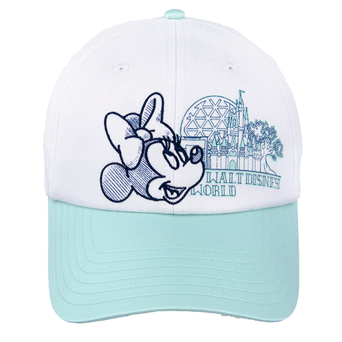 Disney Baseball Cap - 2018 Disney World - Minnie