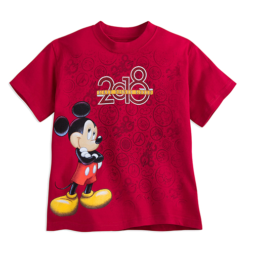 Disney Toddler Shirt - 2018 Mickey Mouse Tee for Kids - Walt Disney World