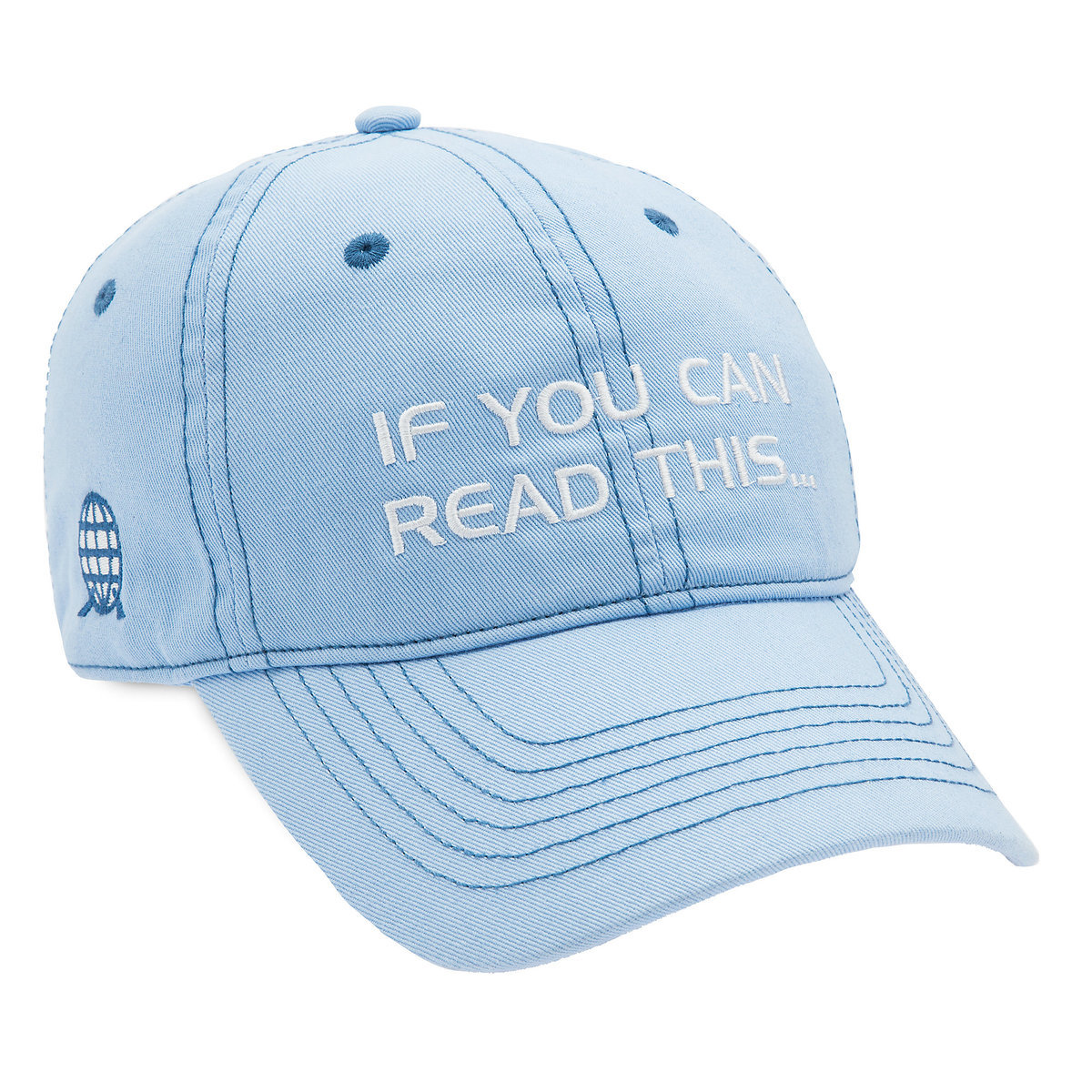 Disney Baseball Cap - Thank the Phoenicians - Spaceship Earth Quote