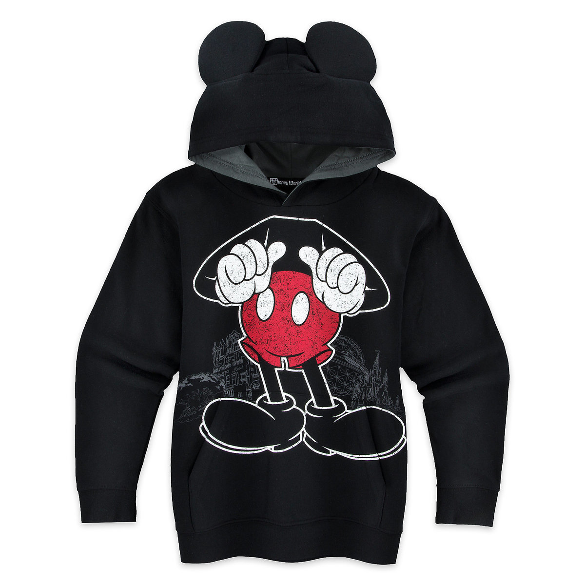 f8d5bbbe6146 Add to My Lists. Disney Boys Hoodie - I Am Mickey Mouse Body Pullover Hoodie