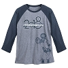 Disney Adult Shirt - 2018 Mickey Mouse Baseball Tee