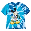 Disney Toddler Shirt - 2018 Tie-Dye Tee for Kids - Walt Disney World