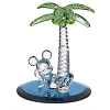 Disney Arribas Figure - Mickey Mouse Palm Tree