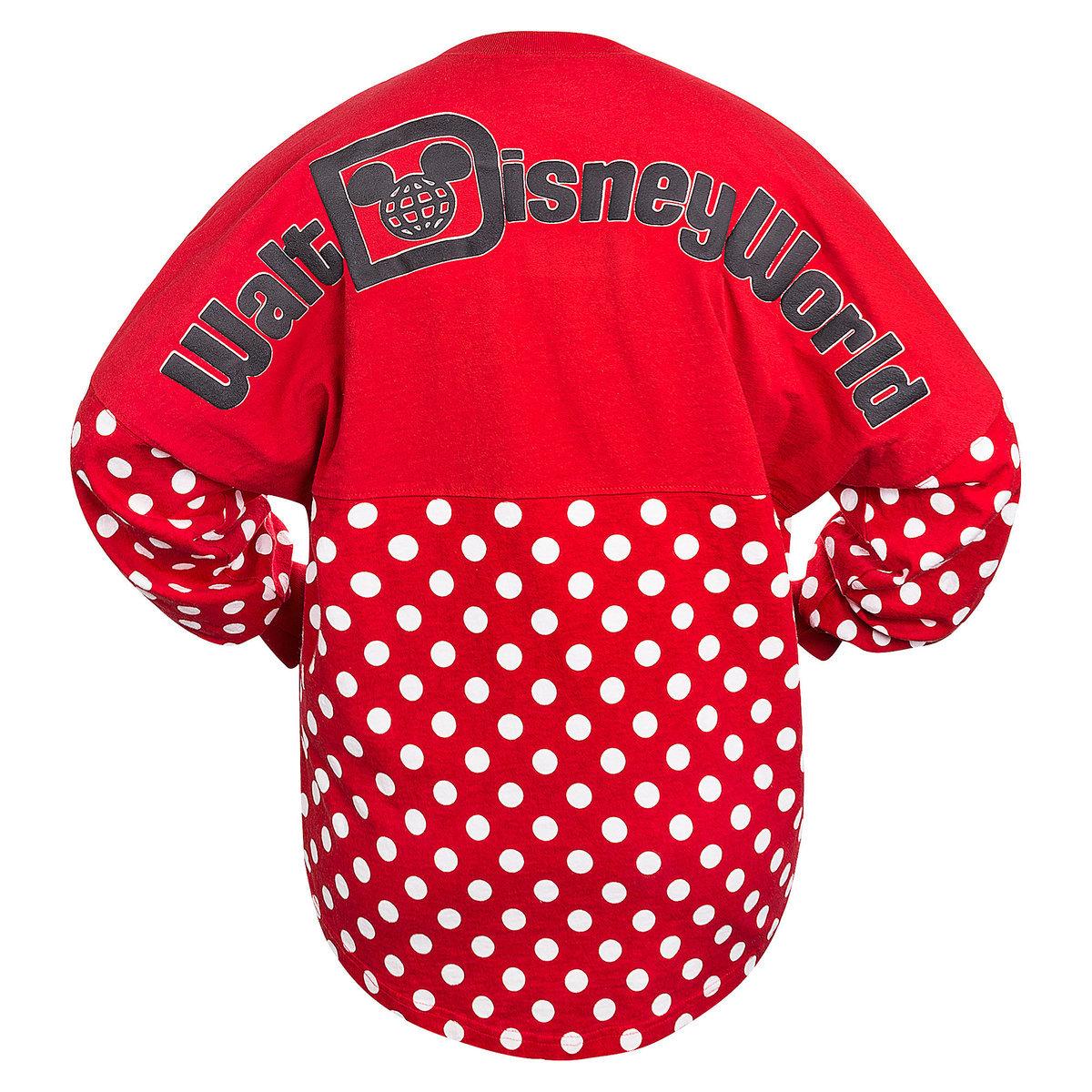 Add to My Lists. Disney Adult Shirt - Disney World Spirit Jersey - Minnie  Polka Dot 7f9e3f90b