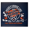Disney Scrapbook Album - 2018 Disney Cruise Line