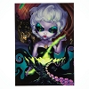 Disney Postcard - Ursula by Jasmine Becket-Griffith