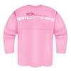 Disney Girls Shirt - Disney World Spirit Jersey - Pink