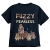 Disney Boys Shirt - Chewbacca and Ewoks - Fuzzy and Fearless