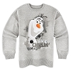 Disney Boys Sweatshirt - Frozen - Olaf and Snowgies - Chillin