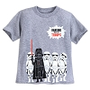 Disney Boys Shirt - Darth Vader Stormtroopers - Hangin with my Troops