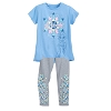 Disney Girls and T-Shirt Leggings Set - Elsa