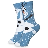 Disney Kids Socks - Olaf's Frozen Adventure Olaf Crew Socks