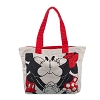 Disney Canvas Tote Bag - Valentine's Day Sweethearts - Mickey Minnie