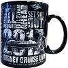 Disney Coffee Cup Mug - Disney Cruise Line 2017- Large Mug
