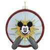 Disney Blown Glass Ornament - California Adventure Mickey's Fun Wheel