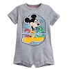 Disney Baby Boys Romper - Walt Disney World 2018 - Mickey Mouse