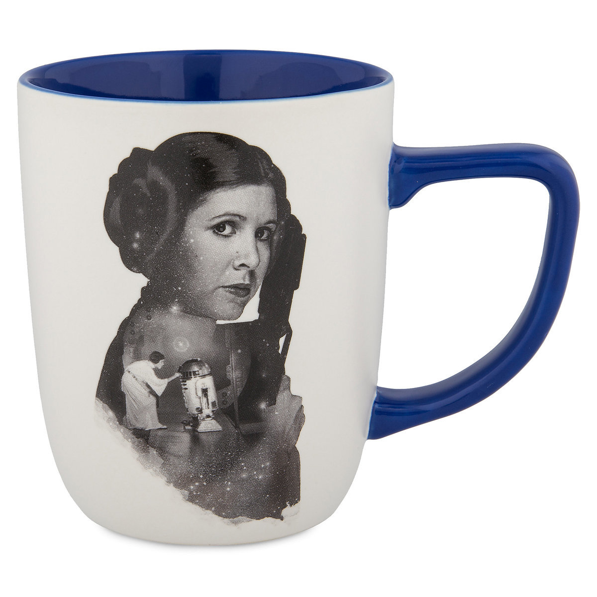 Disney Coffee Cup - Star Wars - Princess Leia with R2-D2