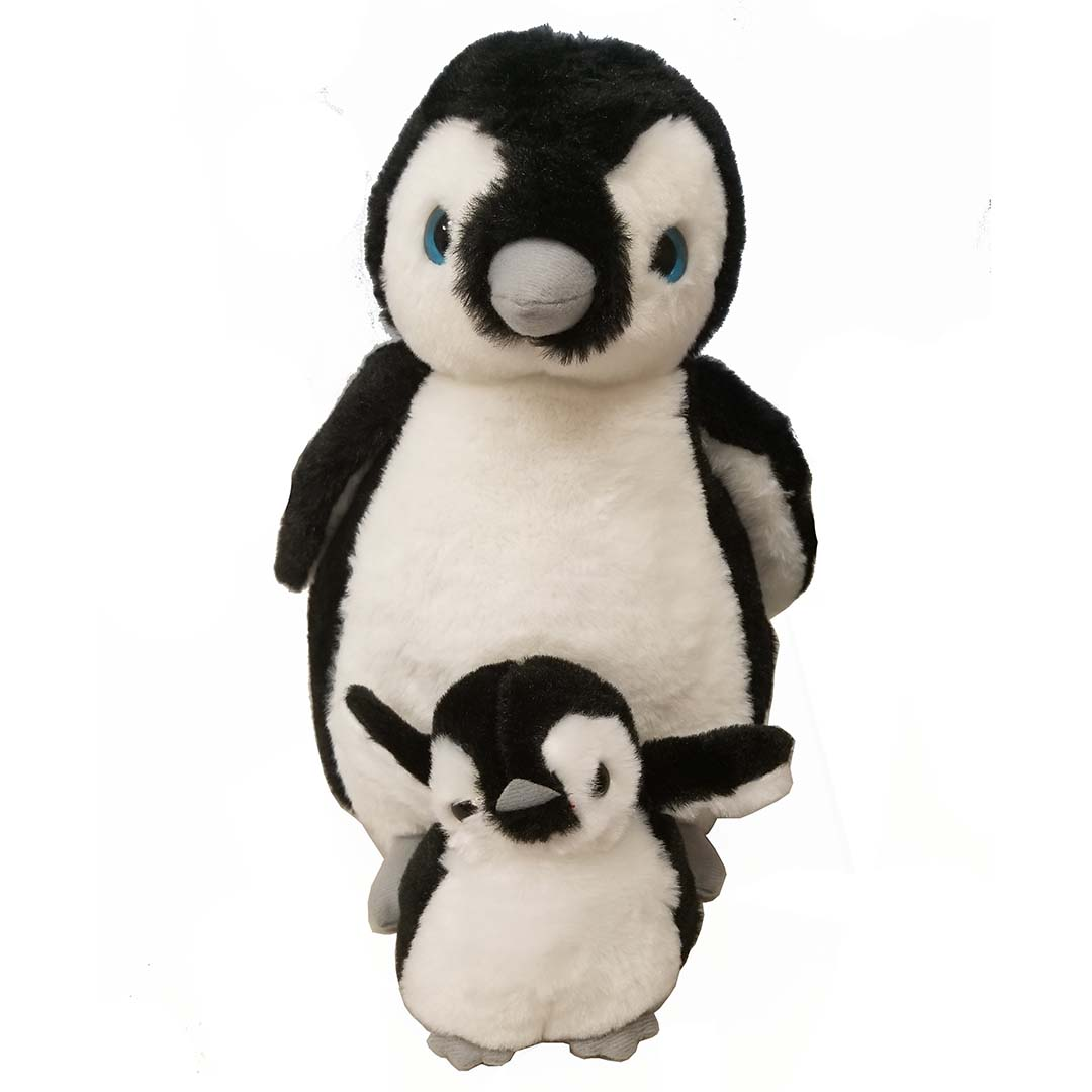 SeaWorld Plush - Penguin Mom and Baby