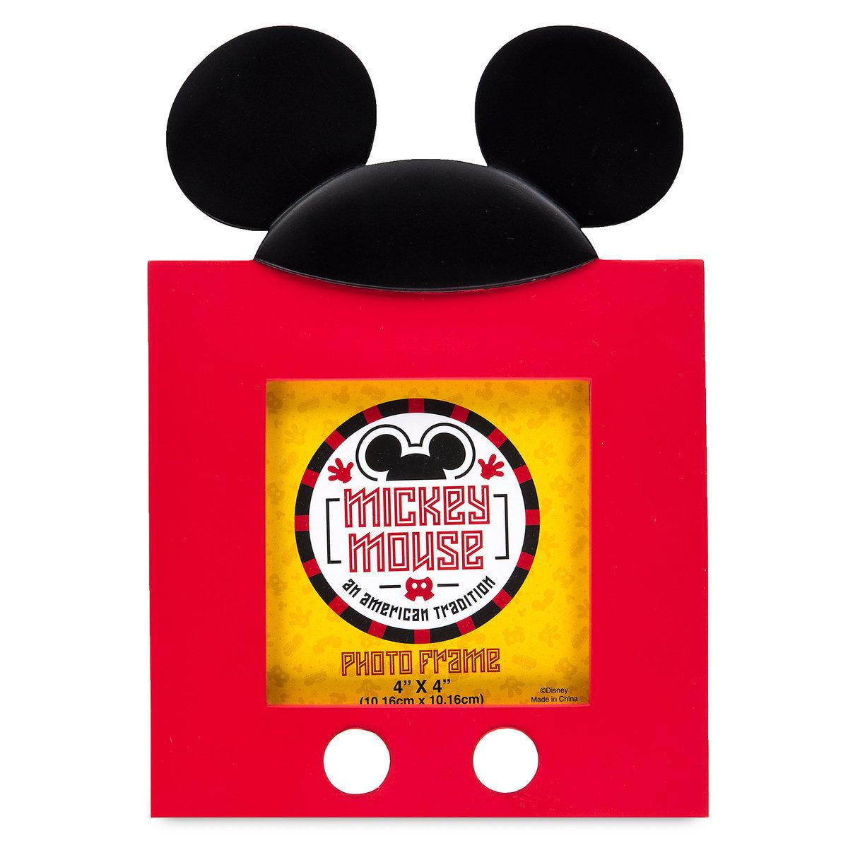 Disney Photo Frame   I Am Mickey Mouse Ears   4u0027u0027 X 4u0027